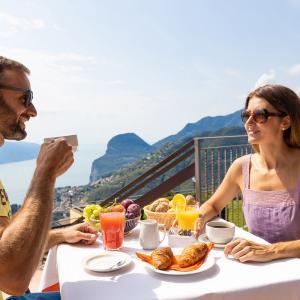 Aktiv & Wellness Hotel Le Balze 4 stelle di Tremosine sul Garda