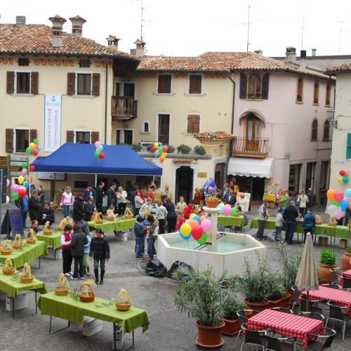 Easter in Tremosine sul Garda