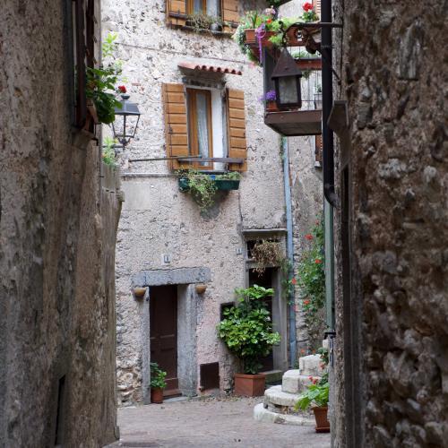 La storia del turismo e degli alberghi di Tremosine sul Garda