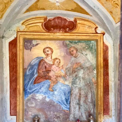 La Cappella di S.Antonio a Secastello
