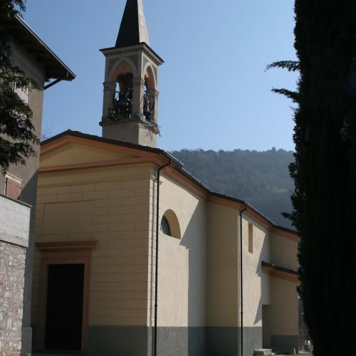 Church of San Bernardo Abate and San Martino Vescovo