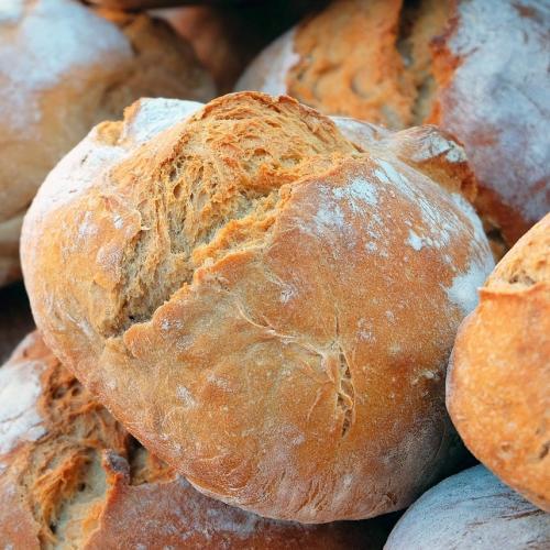 Il pane nella cucina di Tremosine sul Garda