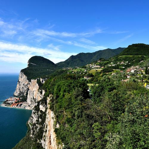 The best views in Tremosine sul Garda