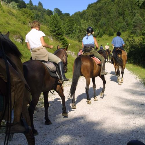 Horse Riding Itinerary