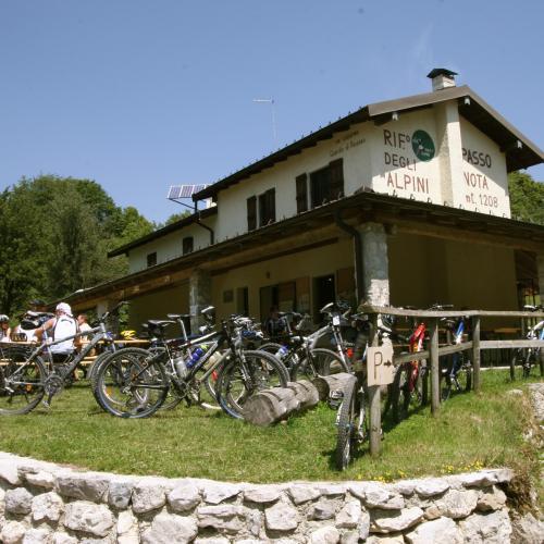 Bike Tour - Passo Nota dagli Alpini